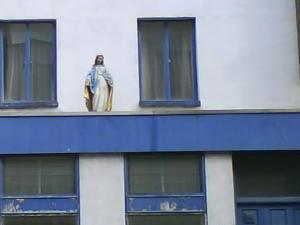 Rooftop religion in King's Cross